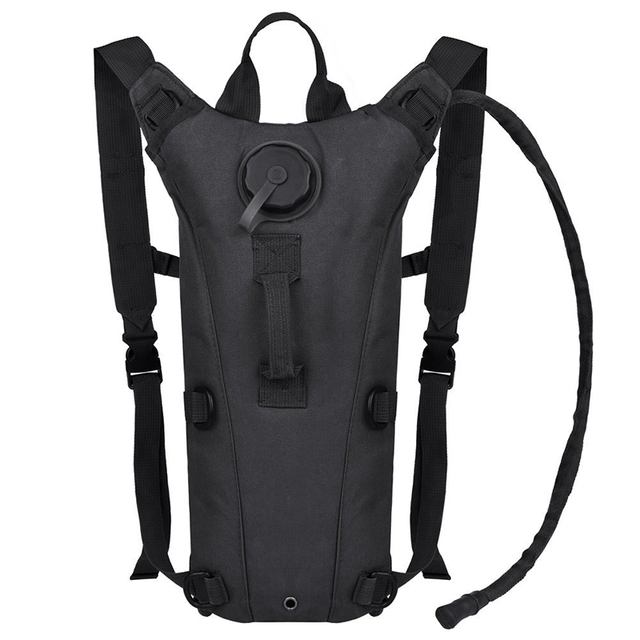 3 Liter 100 Ounce Hydration Pack Bladder Water Bottle Bag Pouch For Camping Hiking Climbing Cycling