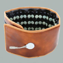 0f01b1219 Tourmaline Electric Heating Therapy Waist Support Jade Stone Heating Belt  For Sale(China)