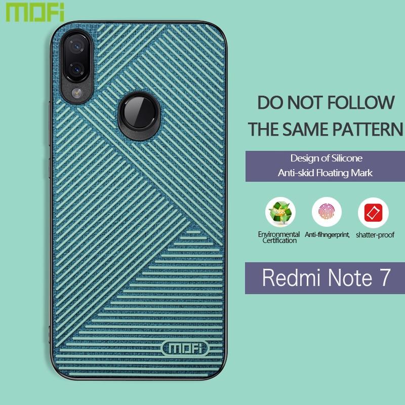 Redmi Note 7 Case Pro Mofi For Xiaomi Redmi Note 7 Case Cover Skid Resistance Non-Silp Redmi Note 7 Pro Case Non-Skid SkidproofRedmi Note 7 Case Pro Mofi For Xiaomi Redmi Note 7 Case Cover Skid Resistance Non-Silp Redmi Note 7 Pro Case Non-Skid Skidproof
