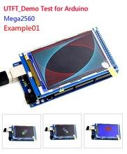 3.2 Дюймов 320X480 TFT Модуль ЖК-Дисплей Поддержка Ар-дю-ино Mega2560