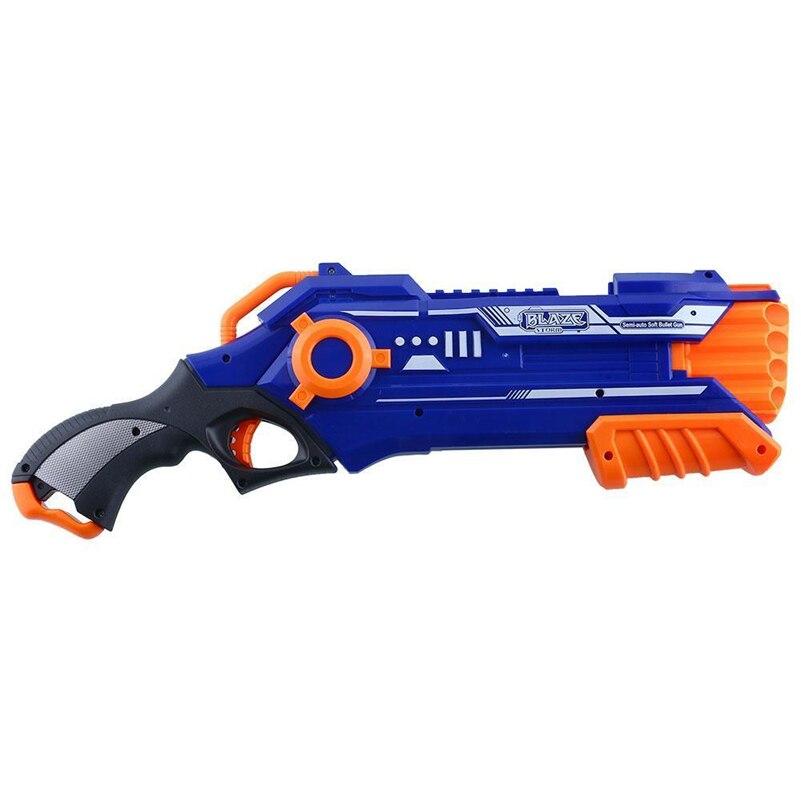 Pistolet Airsoft pistolet Air Nerf balles souples pistolet armes Pistola pistolet avec Pulka jouet pistolet Nerf rivaux pistolet jouets pour garçons anniversaire - 3