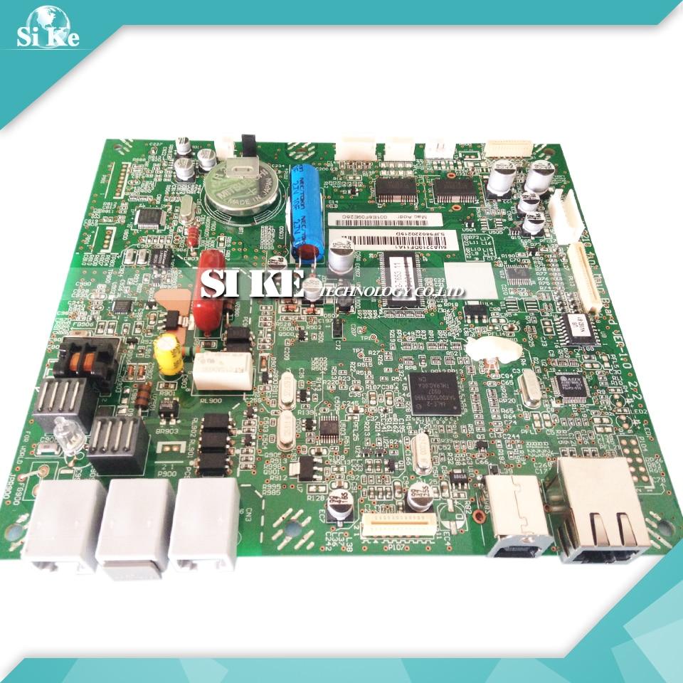 Original Main Logic Board For Canon MF4370DN MF 4370DN Formatter Board Mainboard FM4-1274 FM3-9241 original main board for canon mf4330d mf4330dg mf4330 mf 4330d 4330dg 4330 formatter board mainboard