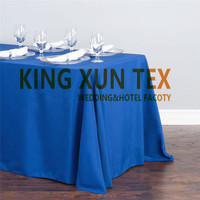 5pcs Lot Poly Table Cloth Wedding Tablecloth Hotel Event Party Decoration