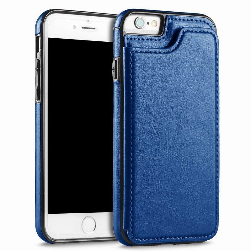 PU Leather Flip Wallet Case for iPhone 11/11 Pro/11 Pro Max 7