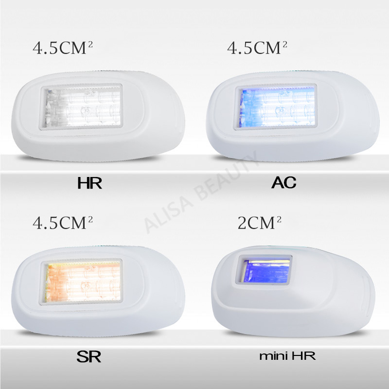 Image 5 - DEESS 3 In 1 Speed Up Version Permanent Hair Removal Laser Epilator Beauty Kit Series Acne Clear Skin Rejuvenation for face body-in Epilators from Home Appliances