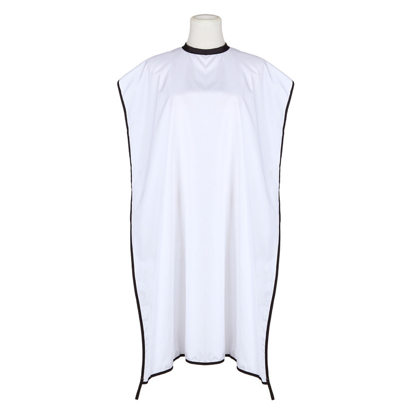 Male Beard Apron with Two Suction Cups Smooth Clean Shaving Gather Cloth Bib Facial Hair Dye Trimmings Catcher Cape