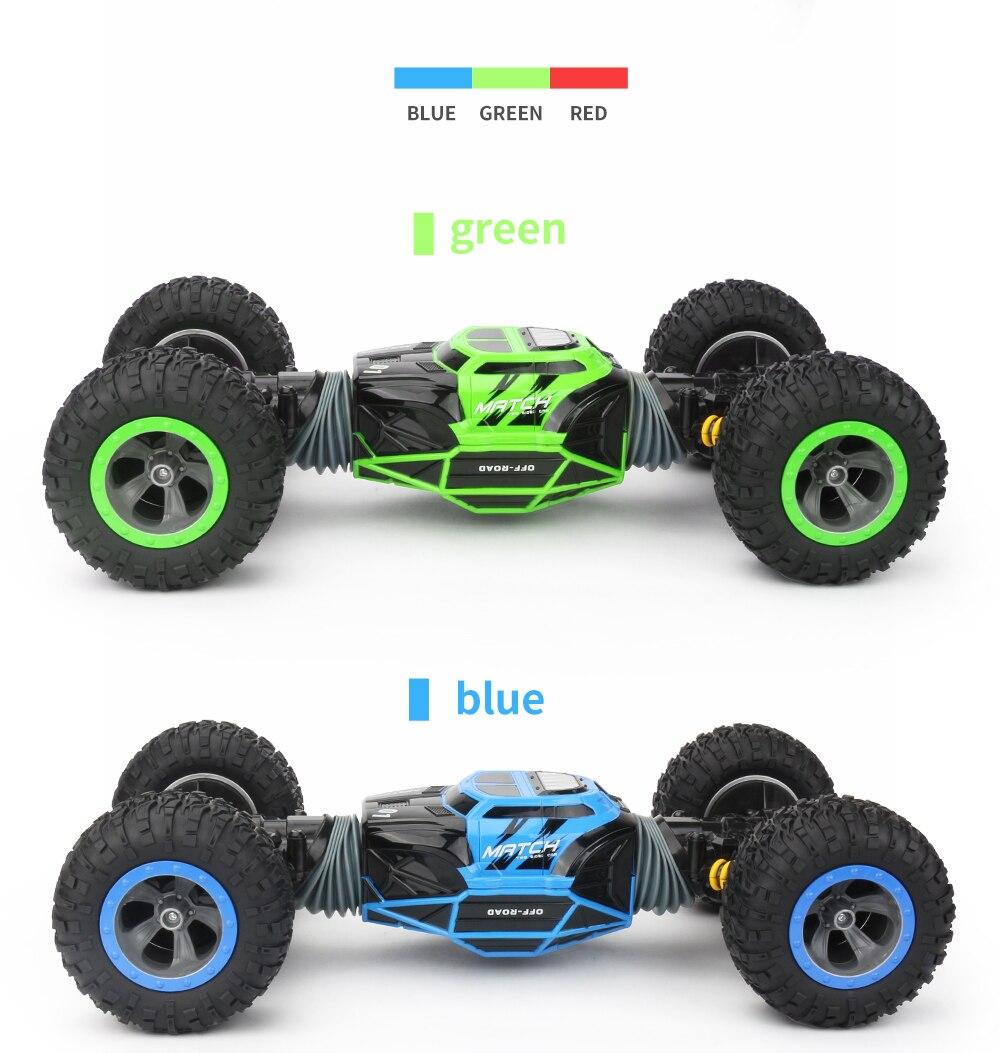 4WD Crawl Off Road Truck _14
