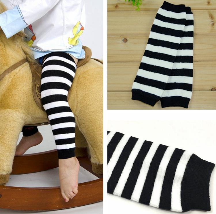Popular Black and White Striped Baby Leggings-Buy Cheap Black and ...