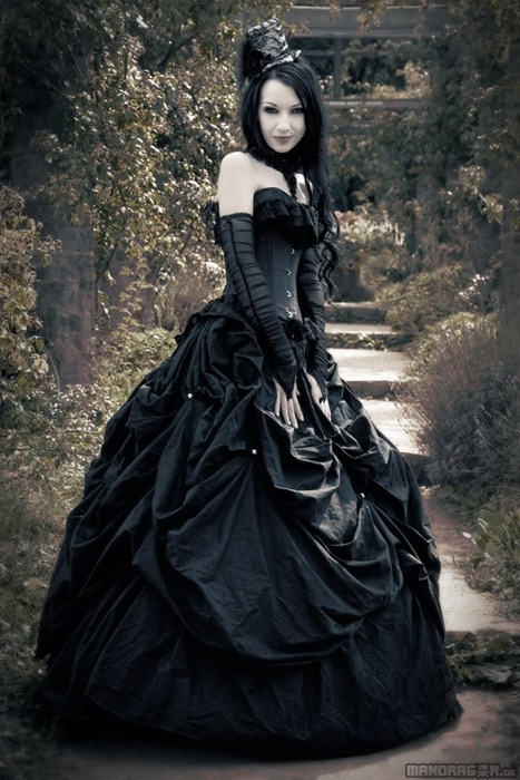 Black Corset Top Wedding Dresses - Wedding Dress Ideas