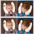Macio bebê Infantil verão proteção ajustável, cabeça travesseiro apoio do pescoço equipado para cápsula de carrinho de criança carrinho de bebê do assento de carro travesseiro