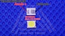UNI LED תאורה אחורית 1W 3V 1210 3528 2835 מגניב לבן MSL 628KSW LCD תאורה אחורית עבור טלוויזיה טלוויזיה יישום