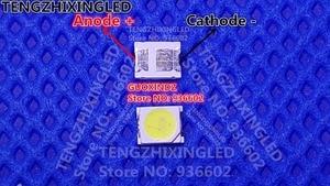 Image 1 - UNI  LED Backlight    1W  3V  1210  3528  2835  Cool white  MSL 628KSW   LCD Backlight for TV   TV Application