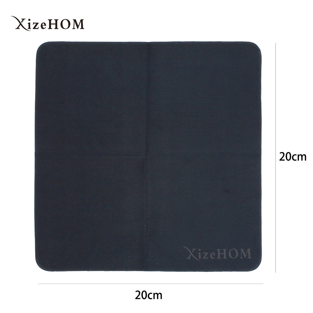High quality Microfiber Glasses Cleaning Cloth For Lens, Phone, Screen Cleaning
