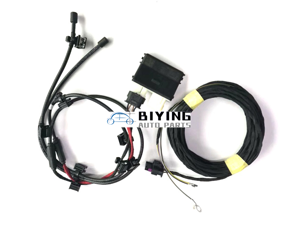 Trunk Auto Easy Open System Foot Sensor & Wire For VW Passat B8 3GD 962 243Trunk Auto Easy Open System Foot Sensor & Wire For VW Passat B8 3GD 962 243