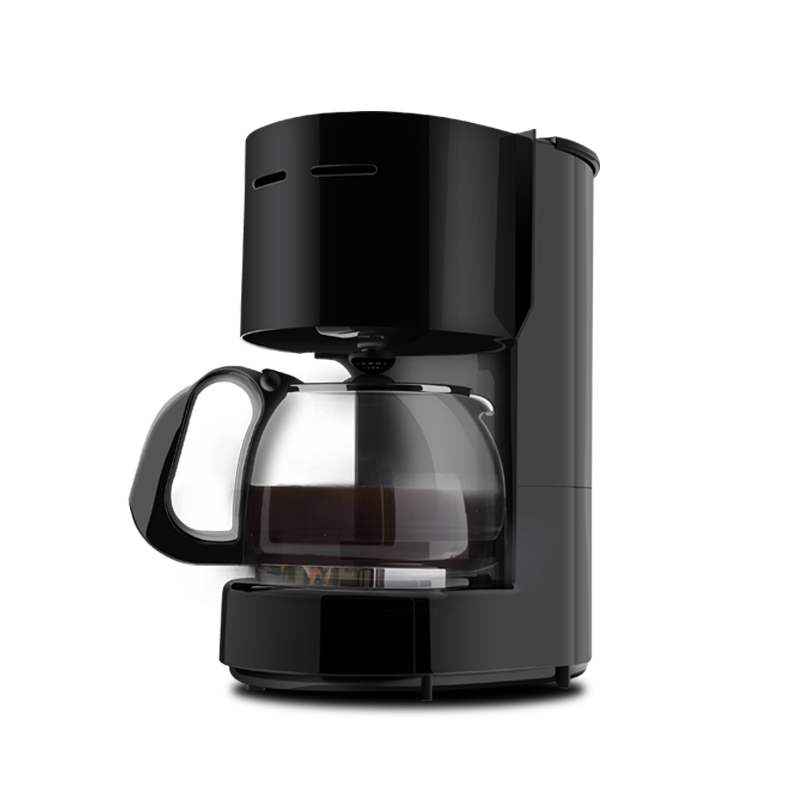 Coffee Machine Fully Automatic Small Mini Coffee Pot One Click Insulation caso coffee one