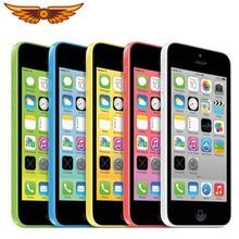 Apple iPhone 5C Original 4,0 zoll 8GB/16GB/32GB ROM 1GB RAM Dual Core 8MP Kamera IOS WIFI GPS Bluetooth Entsperrt Smartphone