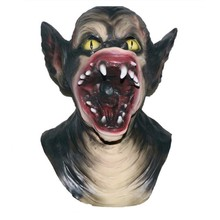 2018 Newest Product High Quality Animal Scary Horror Latex Mask fetish Face Adult Halloween Party