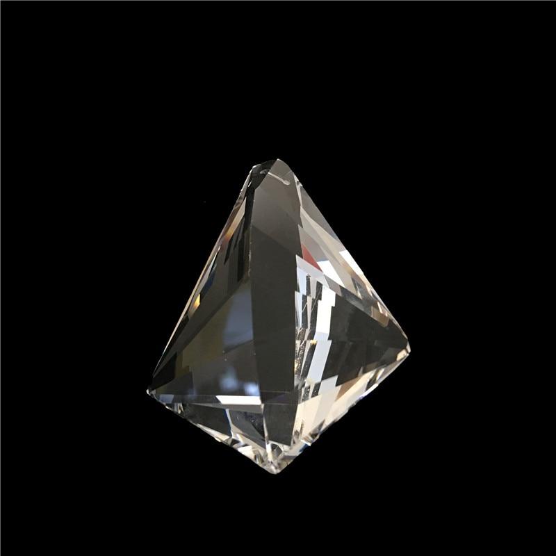 Crystal Chandelier Pendants Parts: 10pcs/lot 63mm Crystal Chandelier Pendants/Crystal Curtain