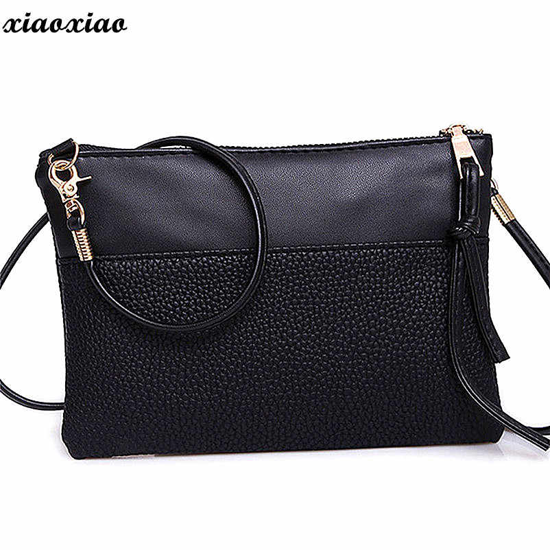 PU Leather Women Shoulder Bags Female Purse and Handbags Girls Children Mini  Crossbody Bag Vintage Small c874db9a153d7