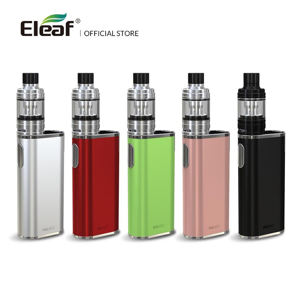 Originale Eleaf iStick MELO con MELO 4 kit con built-in 4400 mah batteria 2 ml melo 4 atomizzatore sigaretta elettronica