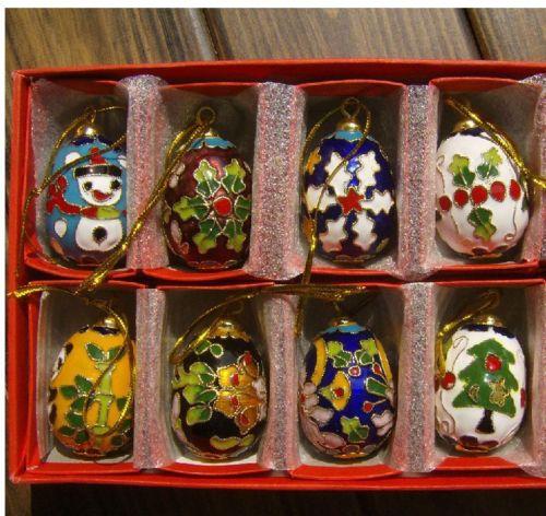 Wholesale 10pcs Chinese Handmade Classic Cloisonne/Enamel