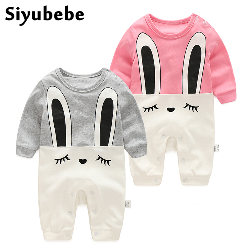 Newborn Baby Clothes Infant Cotton Long Sleeve Ropa Bebe Rompers Infant Girl Jumpsuit Kids Clothing Newborn Baby Boy Clothing newborn baby boy gentleman rompers long sleeve cotton next baby infant jumpsuit girl clothes roupas de bebe infantil costumes