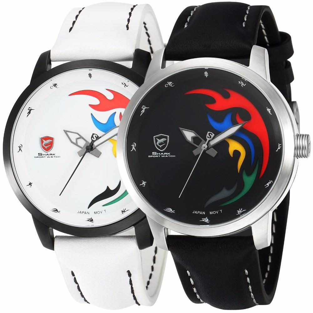 ฉลามกีฬานาฬิกาบุรุษLimited Edition Rioบราซิล 18