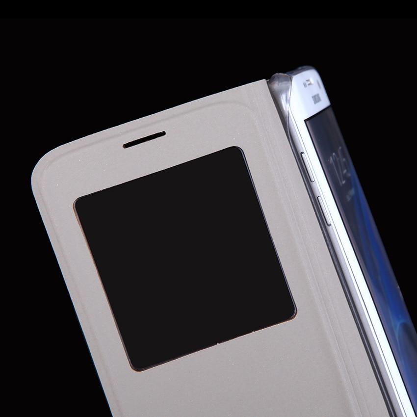 Slim View Shell Telepon Lengan Tas Balik Kembali Tutup Kasus - Aksesori dan suku cadang ponsel - Foto 5