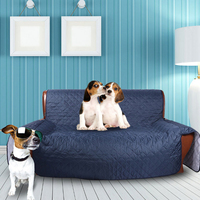Waterproof Quilted Sofa Covers Pet Dog Sofa Cover Furniture Protector Sectional Sofa Couch Cover Washable 1/2/3 Seat