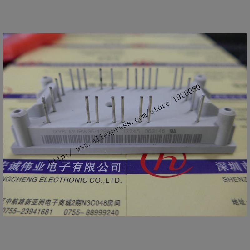 MUBW35-12E6K module Special supply Welcome to order ! mubw35 12e6k module special supply welcome to order