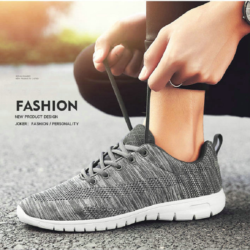 Jogging Walking shoes man Sneakers Outdoor Sport Shoes Men Running Shoes For Men Gym Shoes comfortable light weight