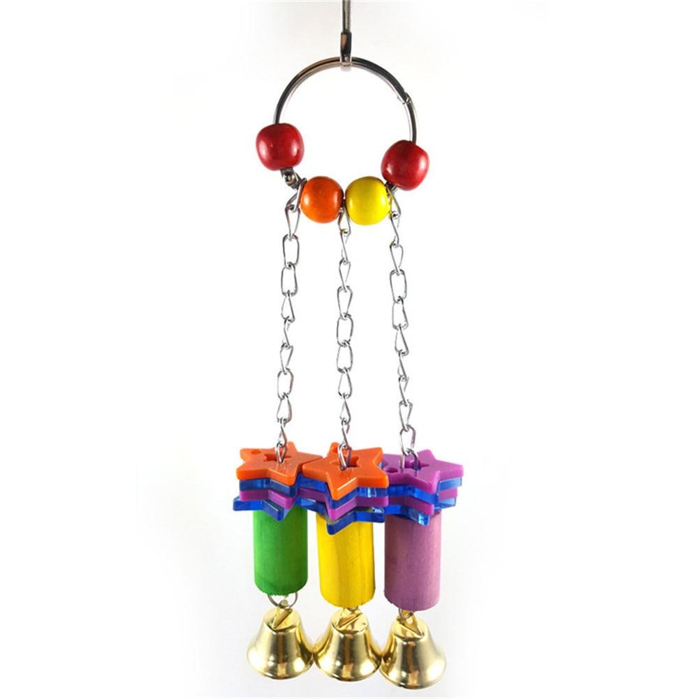 Nevojat e përditshme të papagallit - Stacionet e lëkundjes lodra - Produkte për kafshet shtëpiake - Foto 1