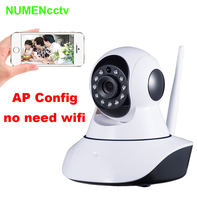HD 720p Video Babyphone Wireless Remote Control Baby Monitor gegensprechanlage With Night Vision & Voice WIFI Network IP Camera