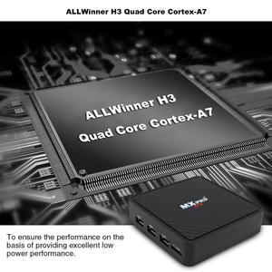 Image 5 - Vmade V96S H3 HD تي في بوكس أندرويد الروبوت 7,0 كاجا دي التلفزيون inteligente Allwinner H3 رباعية النواة WiFi IP TV تويتر مجموعة أعلى مربع 1GB + 8GB