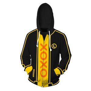 Image 3 - חדש משחק שלי חבר פדרו הסווטשרט Cosplay תלבושות מעיל מעיל סווטשירט גברים נשים מבוגרים למעלה ליל כל הקדושים המפלגה נכס