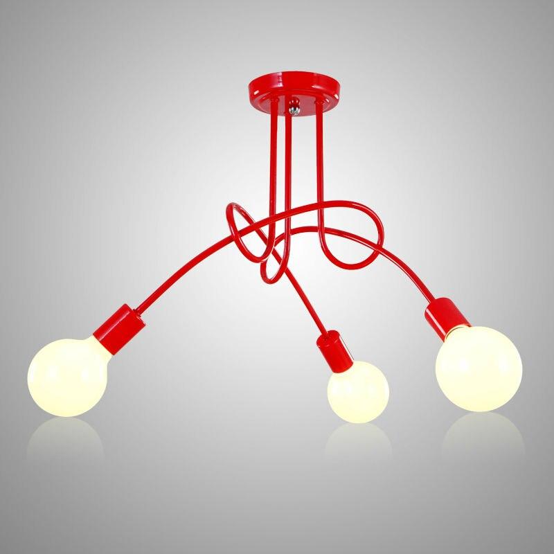 luz de teto nordico moderno simples personalizado 01