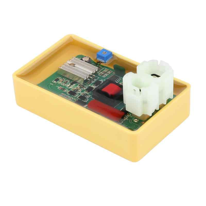 6 Pin Adjustable Timing DC CDI Box Fits for 50CC 60CC 125CC 150CC Scooter  ATV GY6 Engine