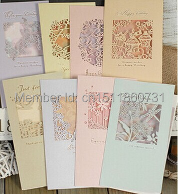 Diecut greeting cards with gold stamping on aliexpress alibaba diecut greeting cards with gold stamping m4hsunfo