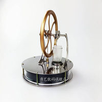 Stirling motor Wissenschaftliche lehre instrument experimentelle gerät Externe energie maschine modell freies verschiffen