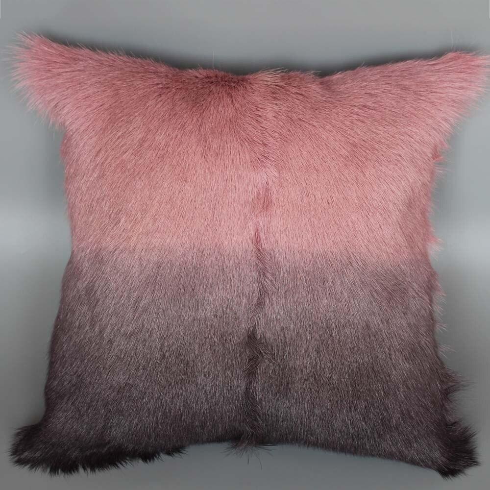 goat fur pillow case 6