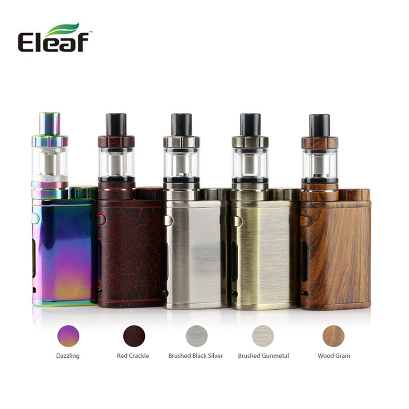 Original Eleaf ISTICK PICO 75W Kit new colors with Eleaf Melo 3 mini Eleaf Melo 3 tank on hottest promotion with special price