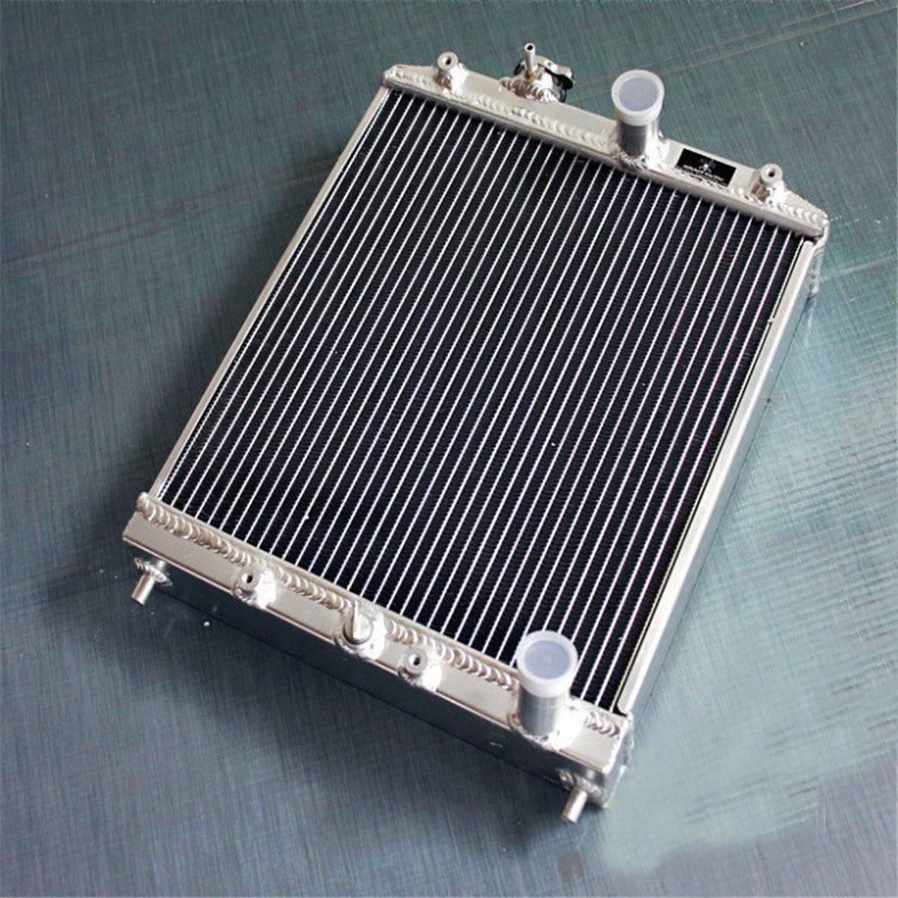 ALUMINUM RADIATOR For HONDA CIVIC SIR/II/TYPE R/VTI B16 VTEC