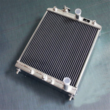 ALUMINUM RADIATOR For HONDA CIVIC SIR/II/TYPE-R/VTI B16 VTEC 1992-2000