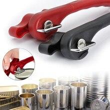 جديد متعدد الوظائف الفولاذ المقاوم للصدأ سلامة الجانب قطع دليل يمكن فاتح العلب أدوات مطبخ بار الأدوات علب فتاحة الزجاجات مبيعات ساخنة