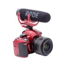 Видео Камера Rode VideoMic Go легкий на Камера Rycote Лира интервью микрофон для Canon Nikon Sony DV DSLR 600D 70d D90
