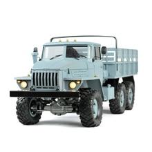 6WD грузовик с дистанционным управлением 2,4 GHZ rc военные грузовики водонепроницаемый 1/10, rc альпинистская машина для мальчиков, Размер: 67x24x27 см