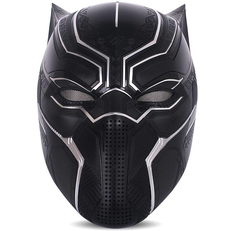 2018 Черная пантера 1:1 пригодный для ношения шлем Модель Коллекция высокого класса реквизит набор