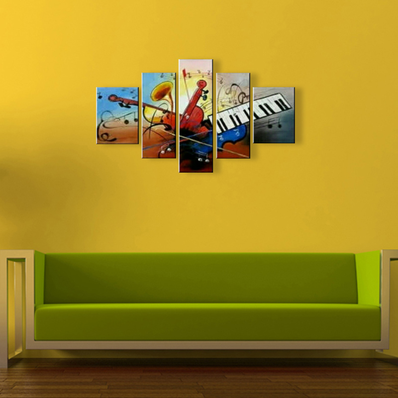 wall decor oil painting modern oil painting on canvas abstract ...