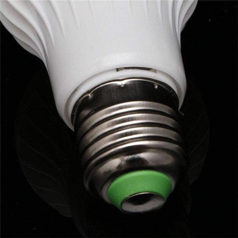 LumiParty LED PIR Motion Sensor Lamp 9W LED E27 Bulb PIR Infrared Body Lamp With Motion Sensor Lights for Living Room Bathroom