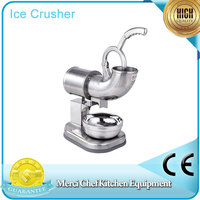USA SBT114 Ice Crusher And Shavers Commercial Use 110V Snow Maker Stainless Steel Food Machine